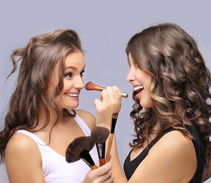 Bon cadeau - Atelier Make-up party