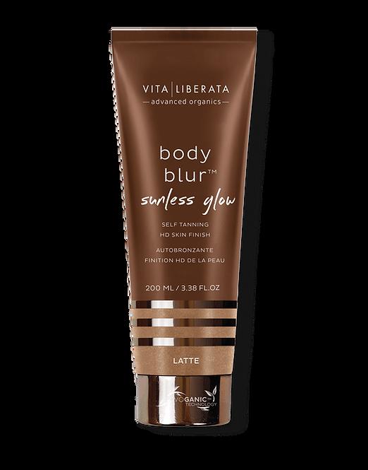 Body Blur Finition HD de la peau ÉclatSans Soleil - Fond de teint Auto-bronzant