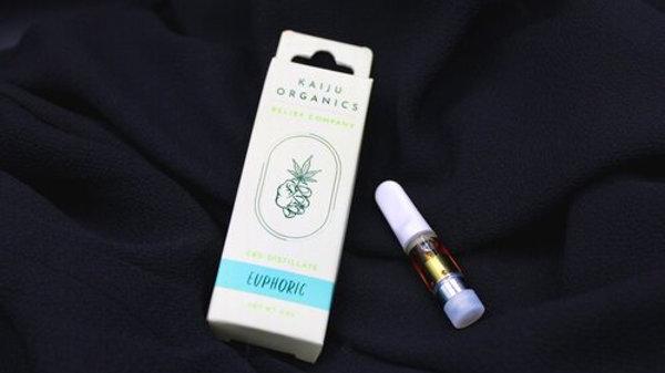 CBD Vaporizer (<0.03% THC) - Euphoric