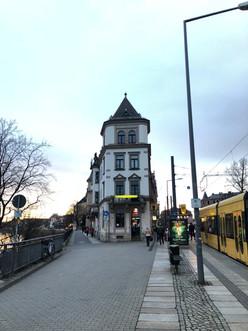 Leipiger Straße 99 - 101, Dresden