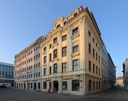 Jüdenhof Dresden, Neumarkt-Dresden