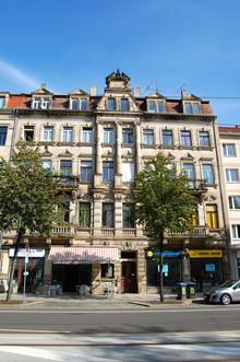 Borsbergstraße 21, Dresden