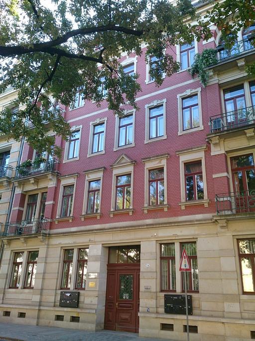 Wormser Straße 74, Dresden