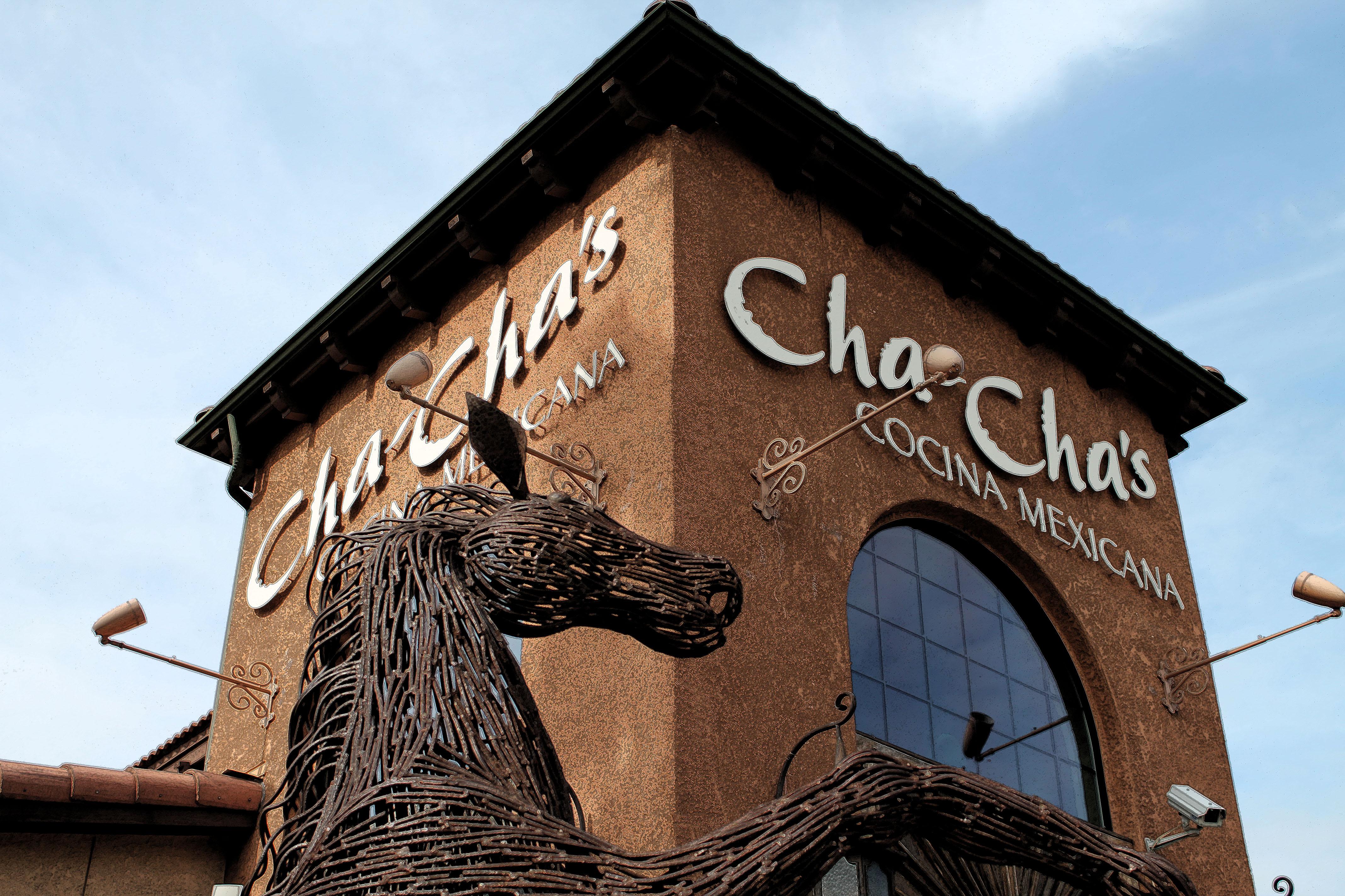 Cha-Cha's Front