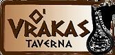 O Vrakas Taverna Pissouri Logo 209x100.p