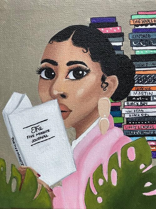 """Well Read Black Girl"""
