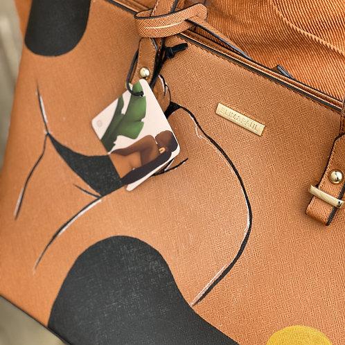 Bare Nude Handbag Set