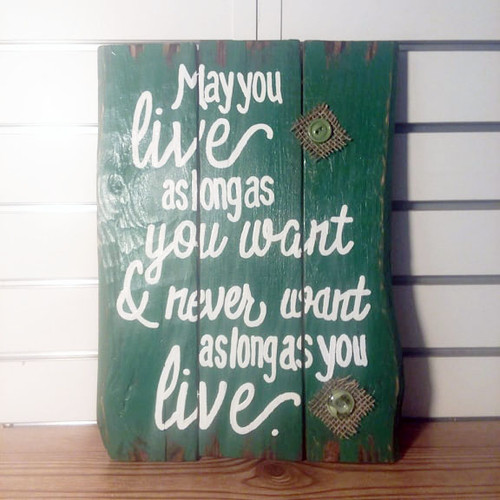 Lydias Graphic Pall St Patricks Day Wood Signs