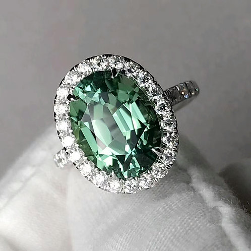 Tourmaline Ring 5.48ct