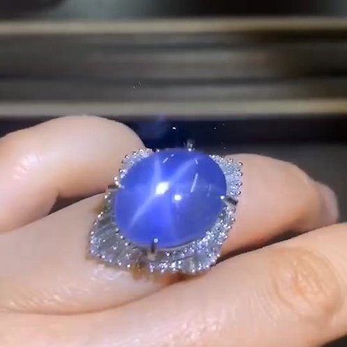 Natural Star Sapphire 26.35ct