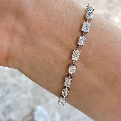 Diamond Bracelet 6ct