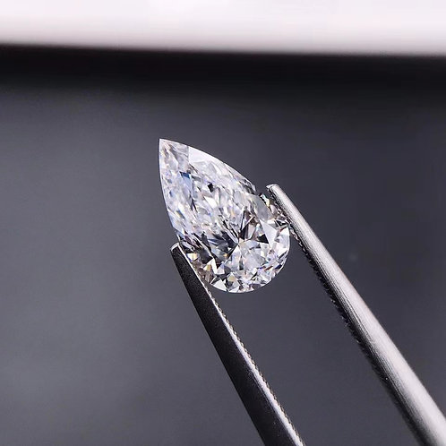 Pear Cut Diamond 1.00ct