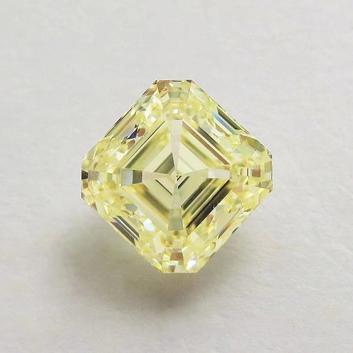Fancy Light Yellow Stone 4ct