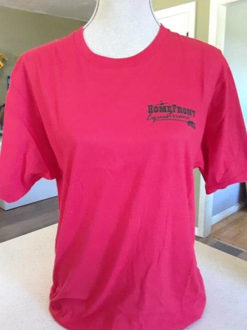 HomeFront Equestrians R.E.D. T-Shirt