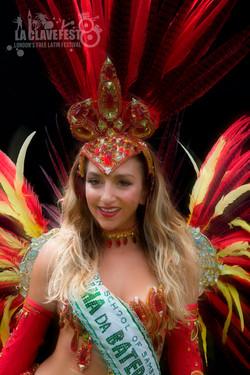 Samba portrait 1 MV