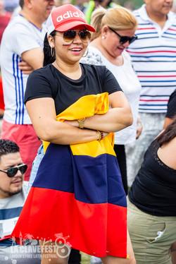 portrait 12 colombia flag DH