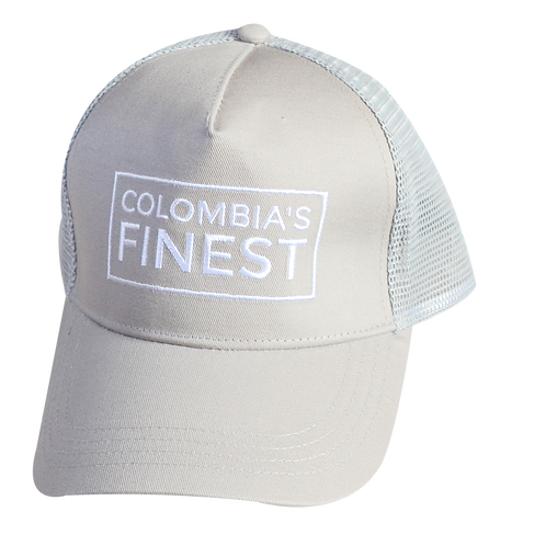 Colombia's Finest Grey