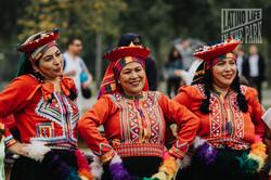 1 Peruvian dancers