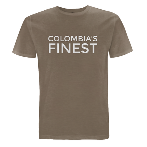 Colombia's Finest Mens Walnut