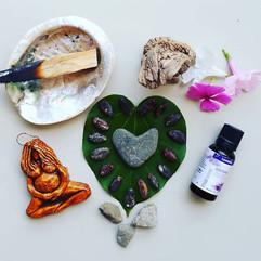 Cacao ceremonies, meditation, tears, joy