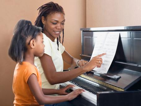 Siete efectos positivos del aprendizaje musical en los niños