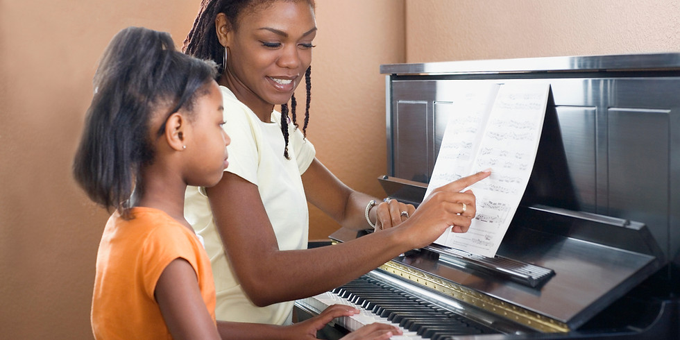 ピアノと歌おう♪