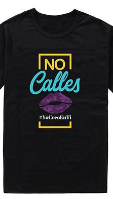 Camisa No Calles