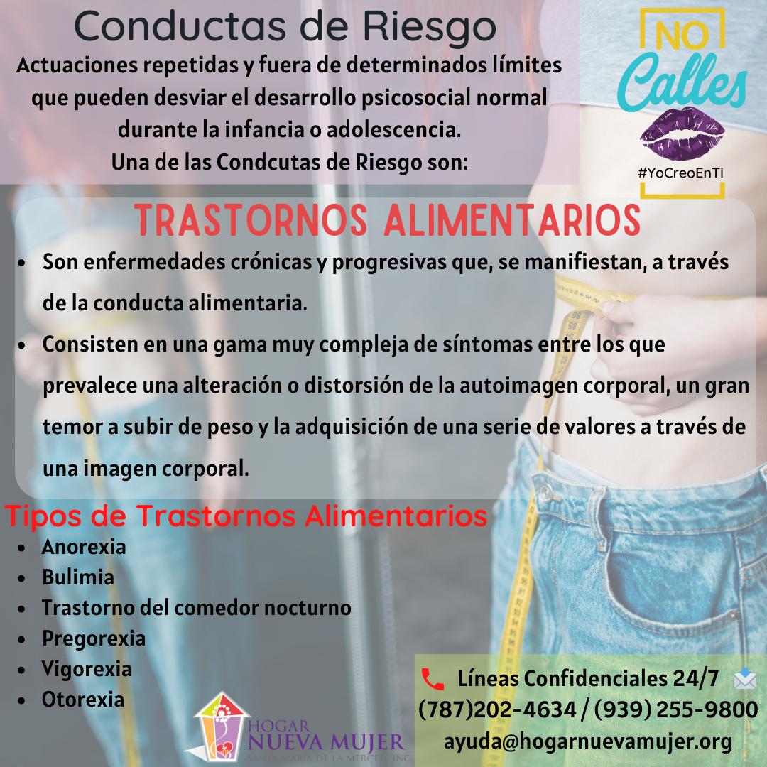 Conductas de Riesgo