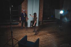 Кастинг на съемки музыкального клипа