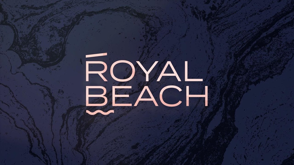 Рекламная видеосъёмка для ресторана Royal Beach. Видеопродакшн Москва. СПБ.