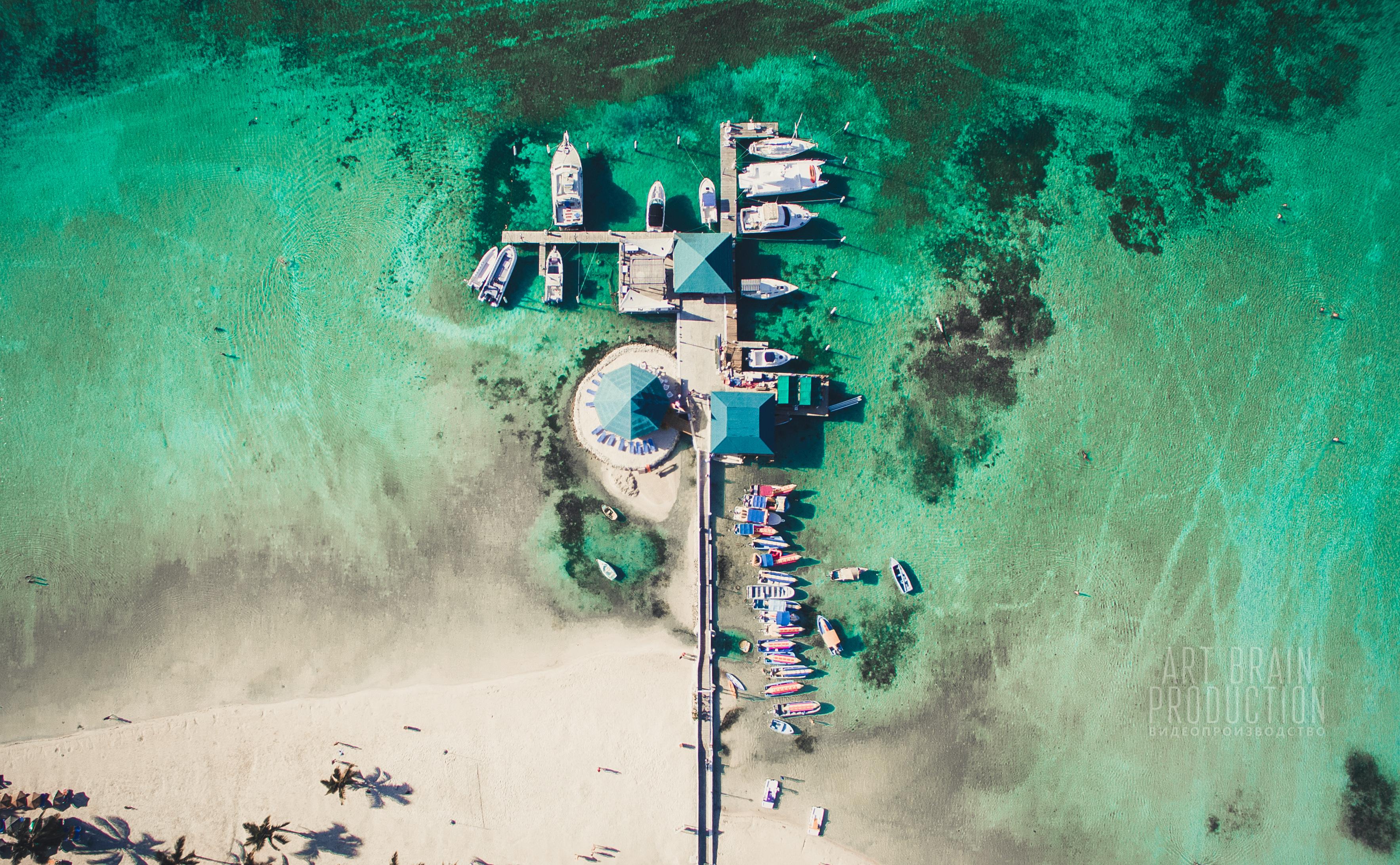 аэросъемка и видеосъемка Доминикана