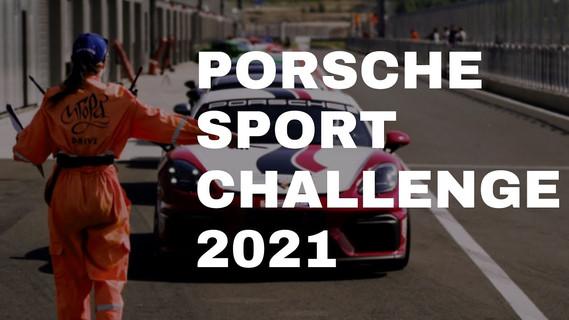 Видеосъёмка в Санкт-Петербурге в Igora Drive, Porsche Sport Challenge 2021.