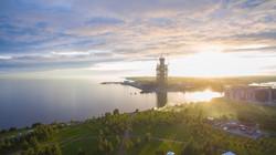 Аэросъемка 4к в Санкт-Петербурге