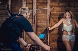 Съемка танцевального промо-клипа