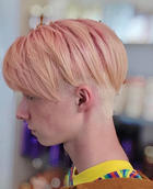 Boys Medium Hair Cut