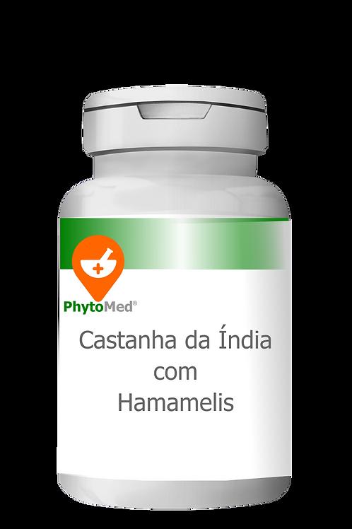 Castanha da India com Hamamelis 300 mg com 30 cápsulas