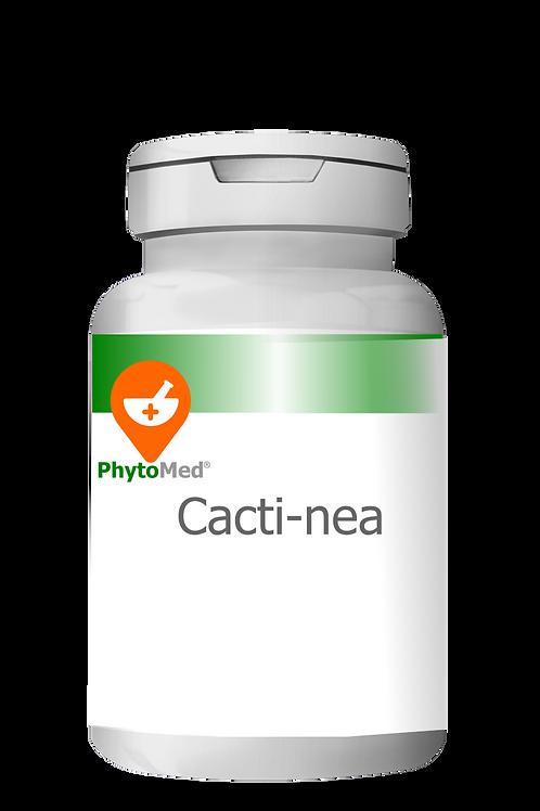 Cacti-nea 500 mg com 30 doses (120 cápsulas)