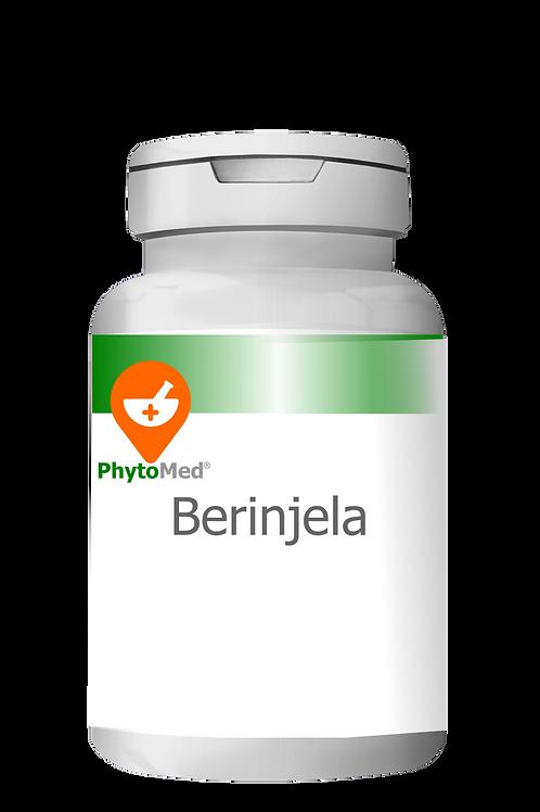 Berinjela Extrato Seco 400 mg com 60 cápsulas