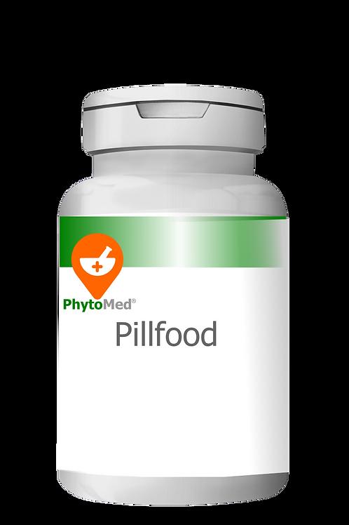 Pillfood com 60 cápsulas