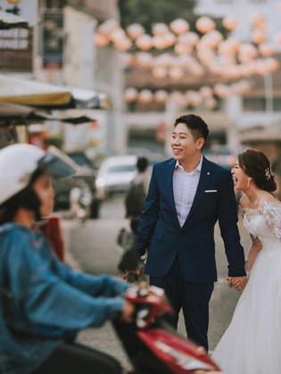 LOCAL PRE-WEDDING│PENANG