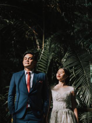 LOCAL PRE WEDDING │ FOREST