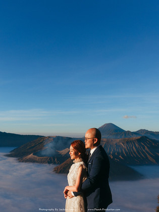OVERSEA PRE-WEDDING│ INDONESIA