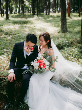 LOCAL PRE-WEDDING│SEKINCHAN