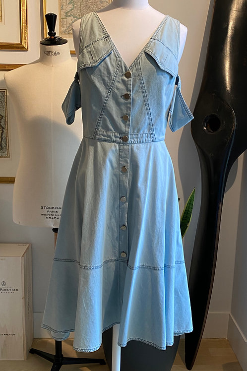 Pinko Denim Dress
