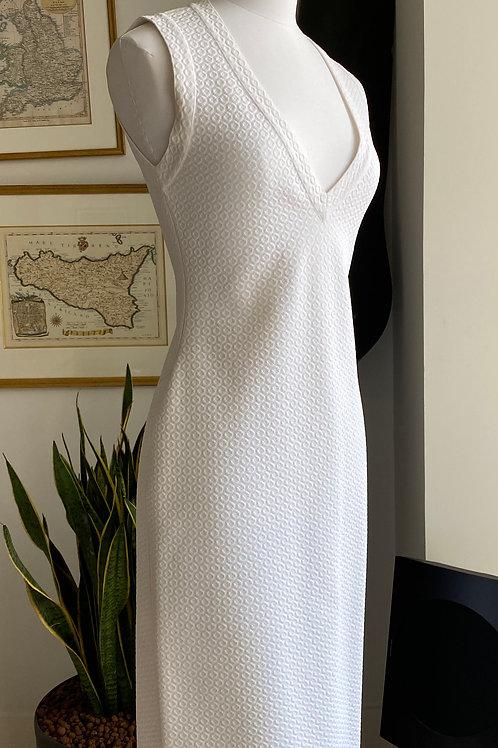 Azzedine Alaïa White Wow Dress