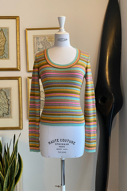 Christian Lacroix Candy Stripe Sweater