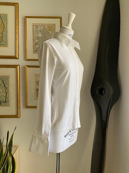 Anne Fontaine Nuage White Shirt