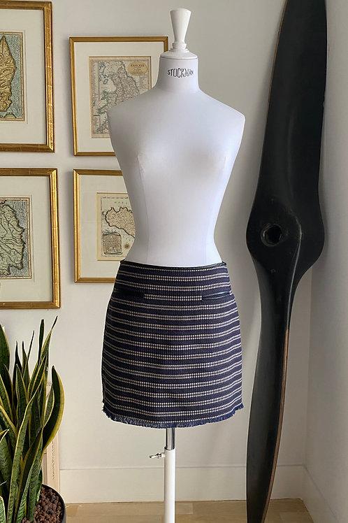 Club Monaco Tweed Mini Skirt