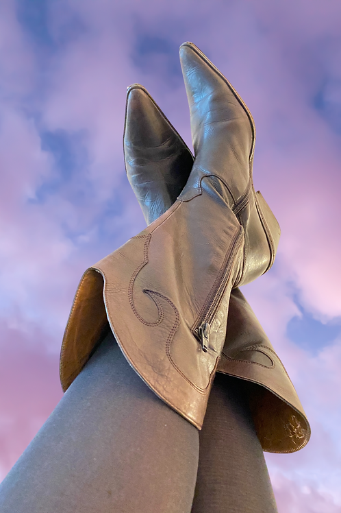 Joseph Brown Cowboy Boots