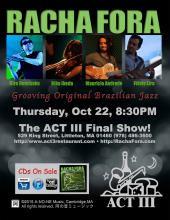 Racha Fora ACT III Final Show!